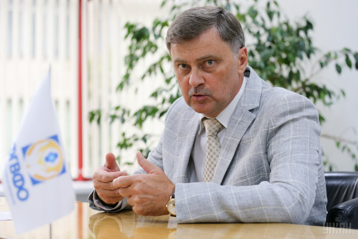 Vorushylin: We need to compromise - both the business and banking sector, and depositors / Photo from UNIAN