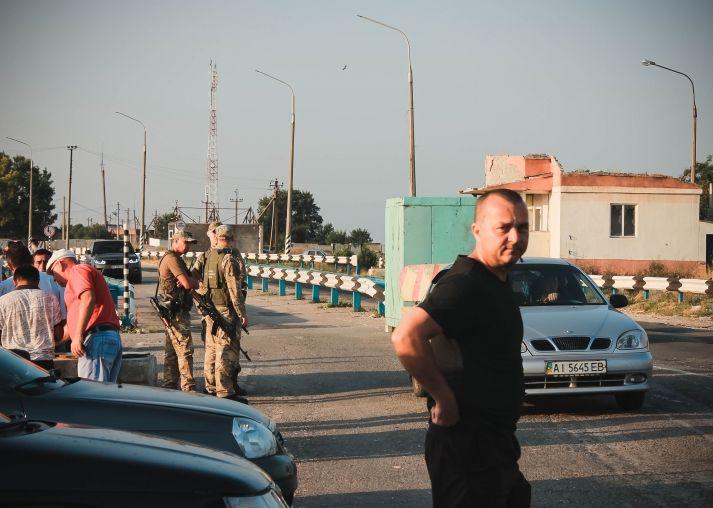 Украинцев угрозами и шантажом пытаются привлечь к сотрудничеству с РФ / krymsos.com