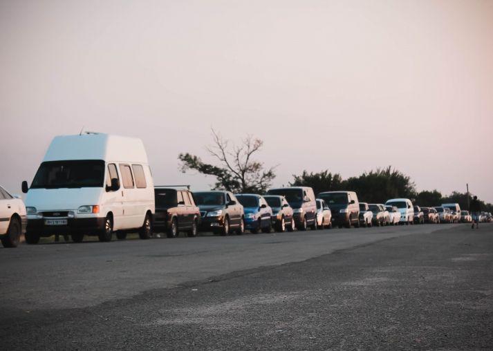 Окупанти створюють великі черги на адмінкордоні з Кримом – ДПСУ
