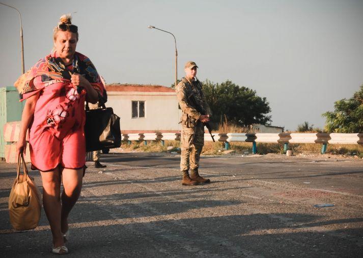 На админгранице с оккупированным Крымом откроют два новых пропускных пункта / фото krymsos.com