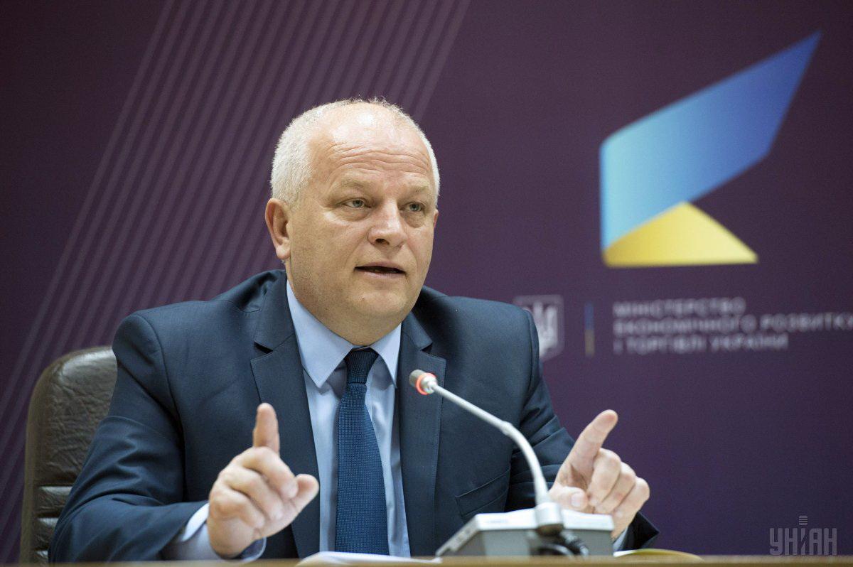 Кубив заверил, что Украина будет соответствовать мировым стандартам экспорта леса / Фото УНИАН