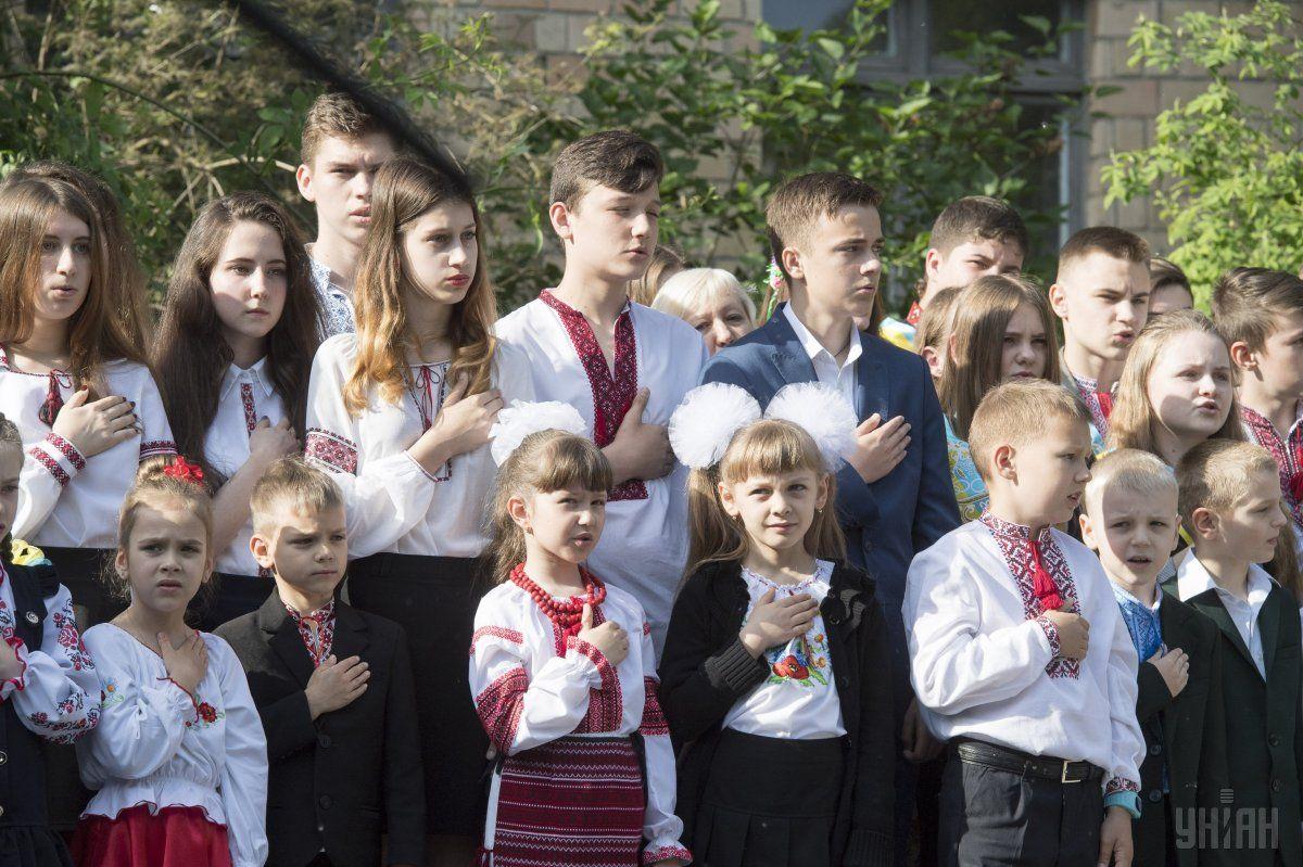 Школярі будуть вивчати низку історичних постатей, які сприяли розбудові України / Фото УНІАН