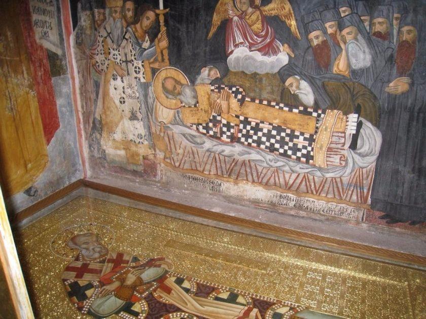 Святой Нифонт II, патриарх Цареградский (+1508)