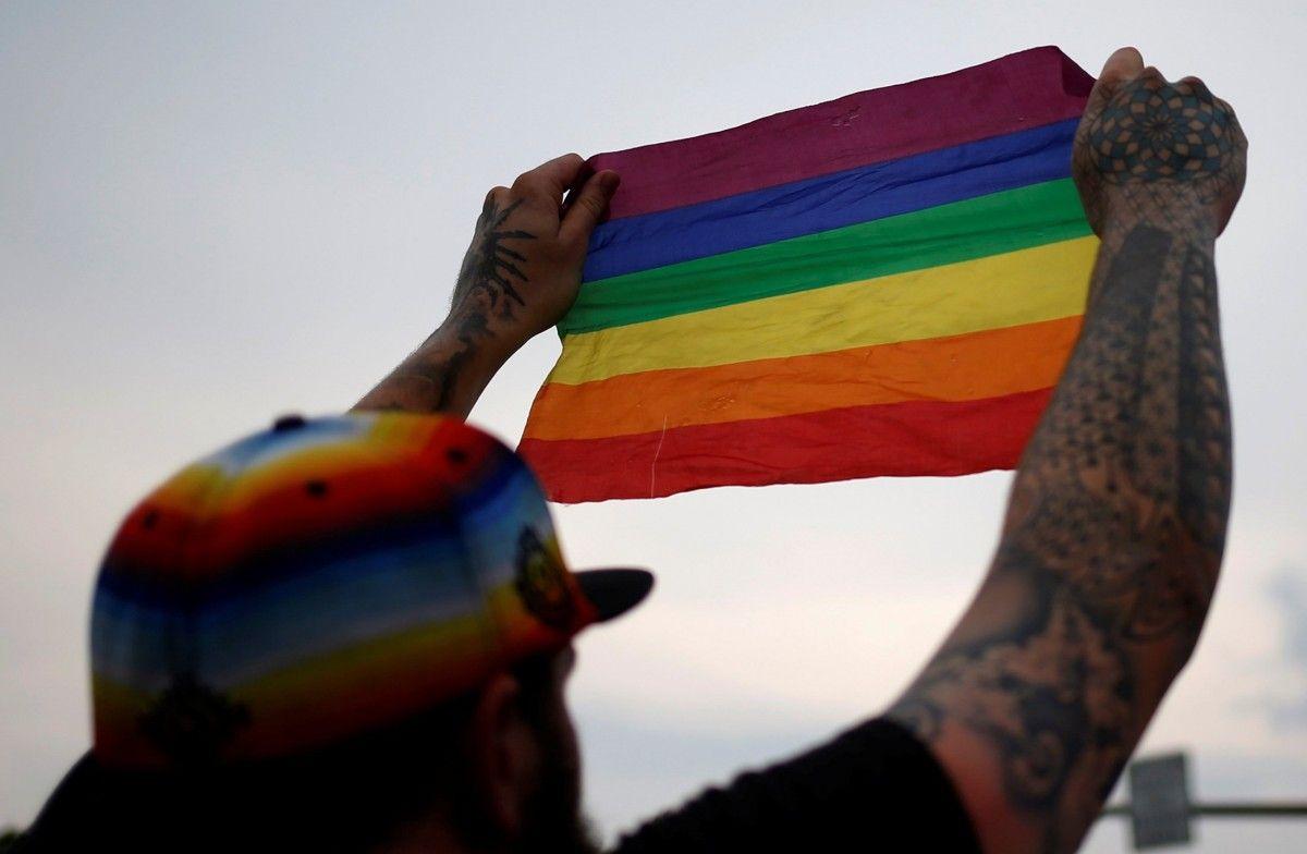 ЛГБТ / REUTERS