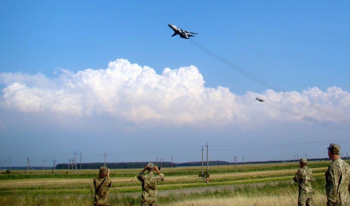 ВВС Украины обвинили Россию в отработке блокады Босфора