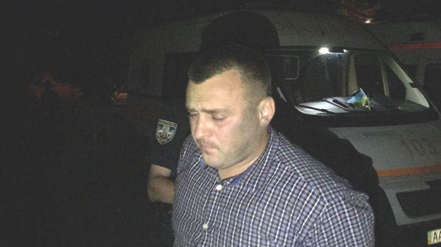 Утверждается, что Малько был задержан нетрезвым за рулем