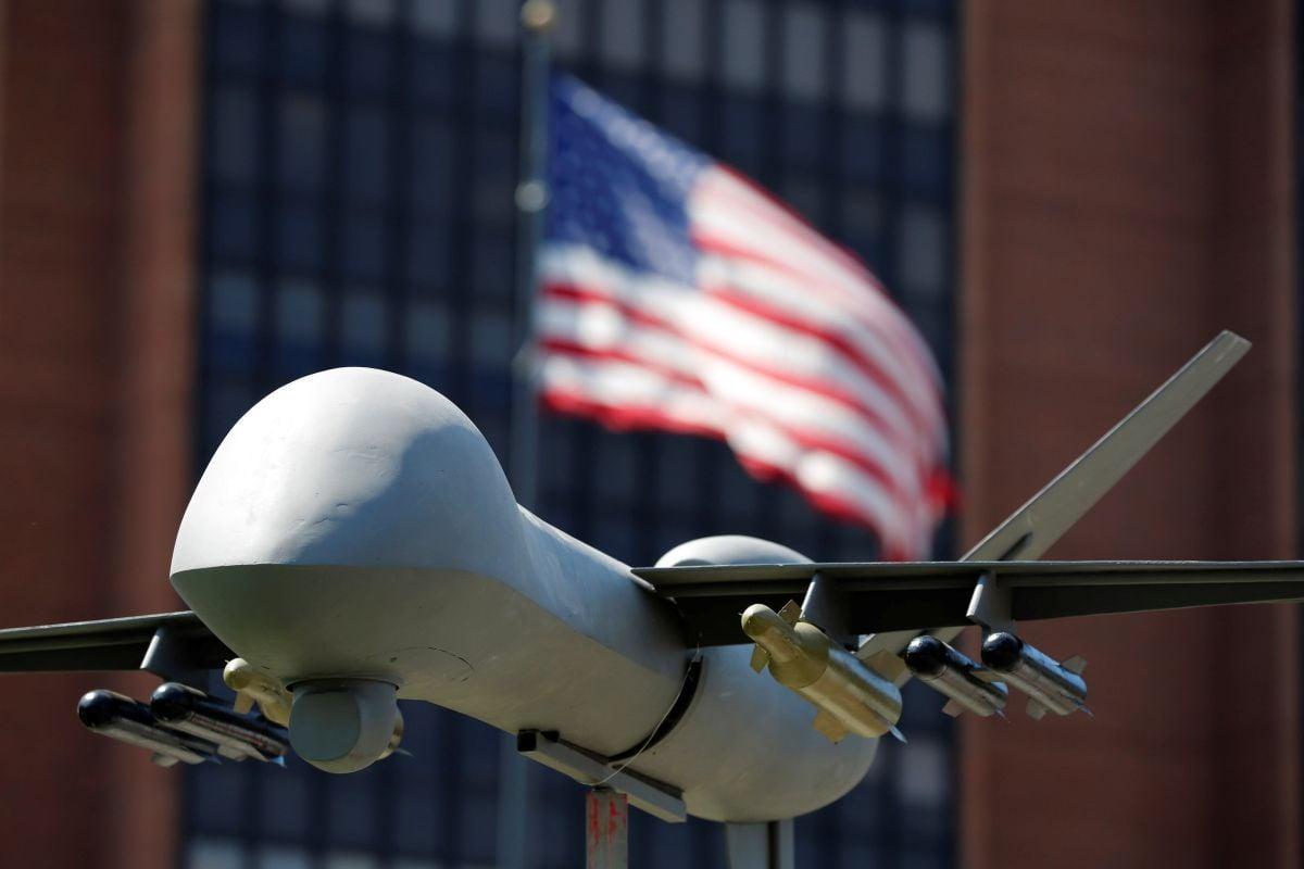 Американцы потеряли дрон в Ливии  / Иллюстрация REUTERS