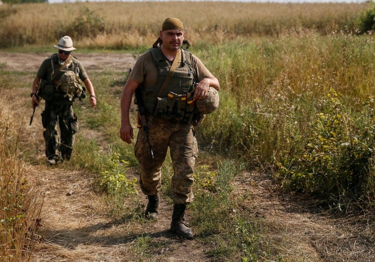 Військовослужбовці, ілюстрація / REUTERS