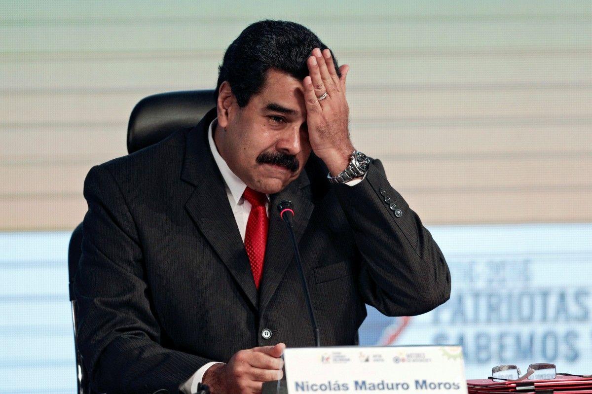 Президент Венесуэлв Ніколас Мадуро / REUTERS