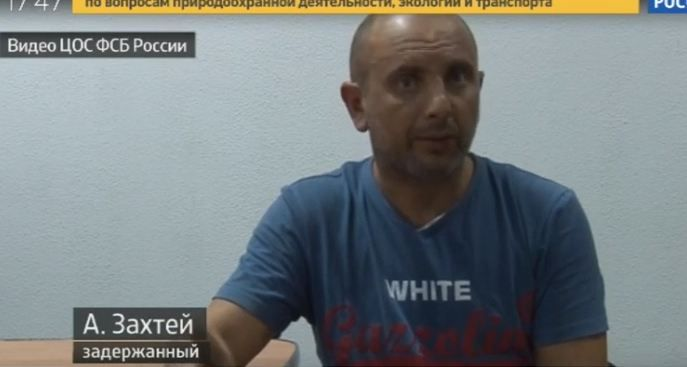 The defense of the accused said that Panov and Zakhtey had no relation to plotting sabotage / Screenshot.