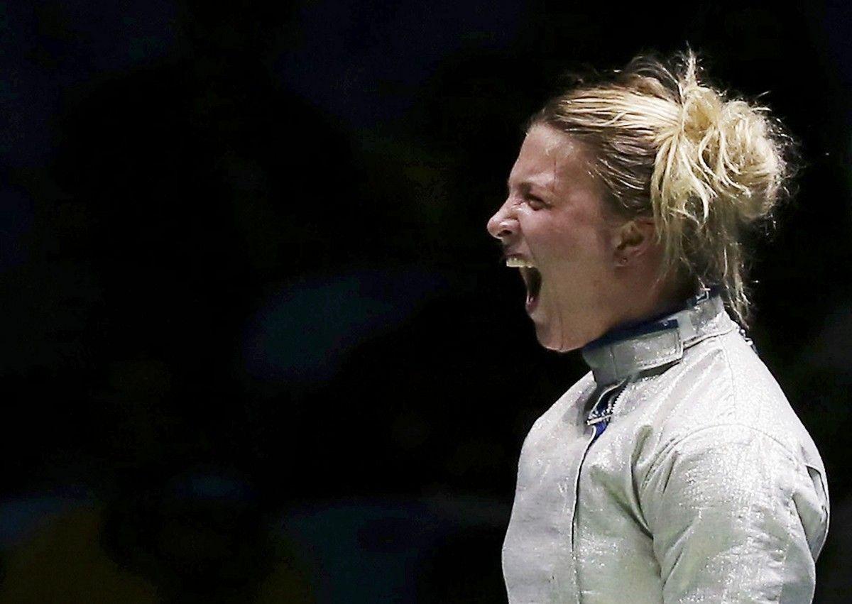 Харлан стала чемпионкой мира!