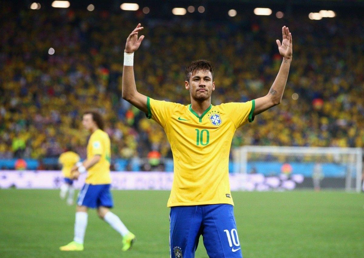 Неймар поведет сборную Бразилии к новому титулу чемпиона мира / 24smi.org