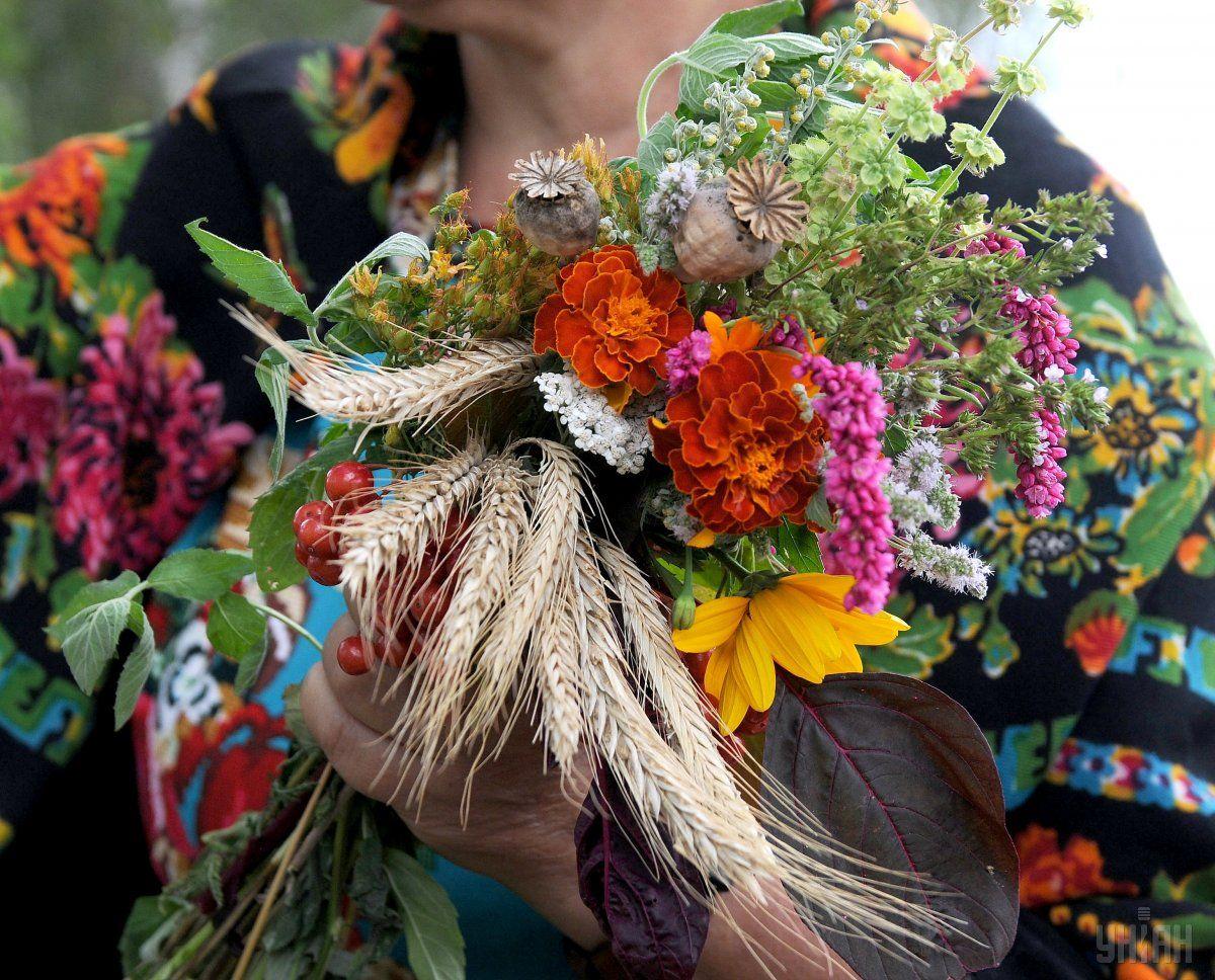 Етнограф розповіла, що повинно бути в букеті для освячення на Маковія / фото УНІАН