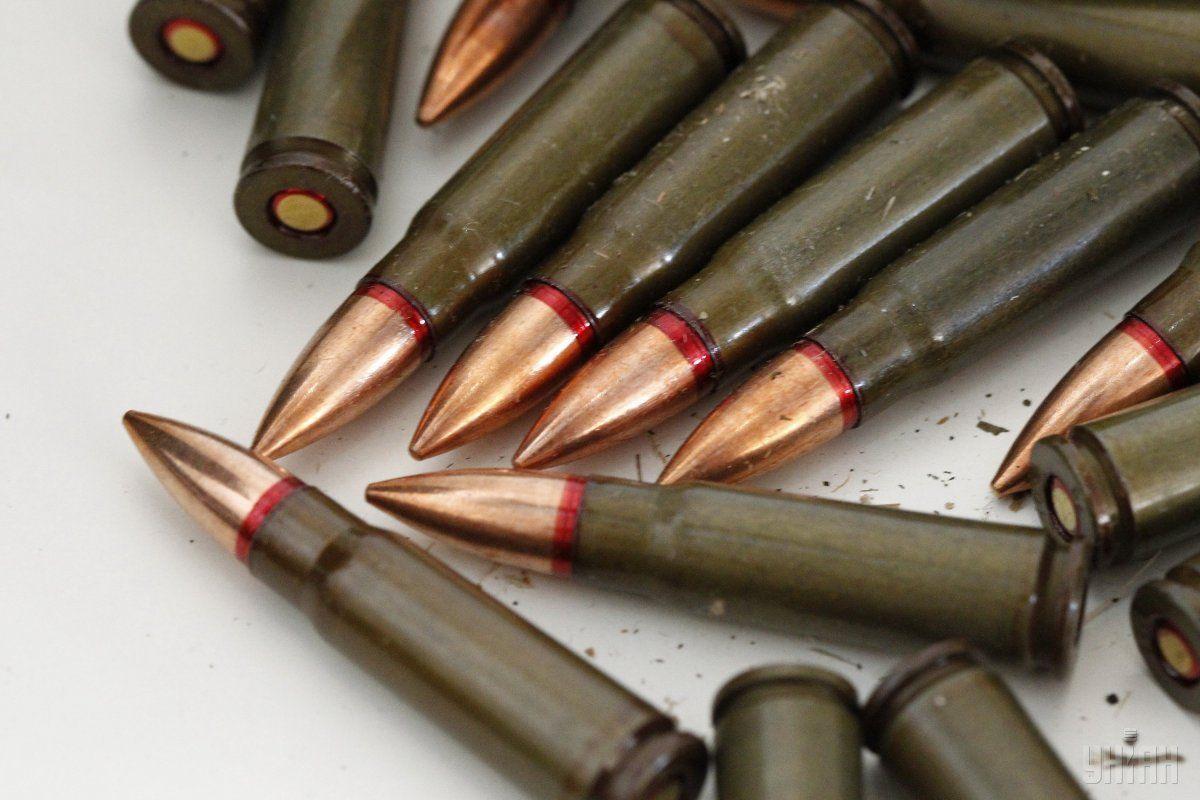 Правоохранителям мужчина заявил, что просто коллекционирует оружие / фото: УНИАН