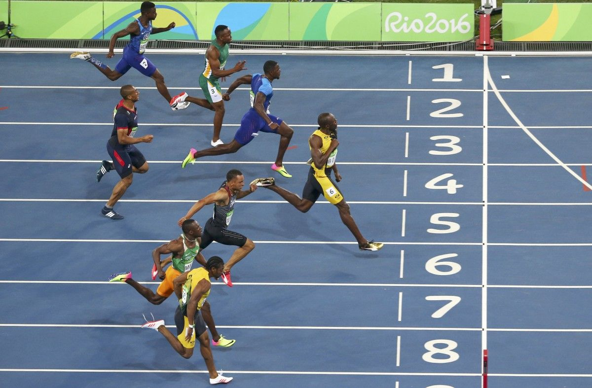 Как отмечают Международный Олимпийский день / REUTERS