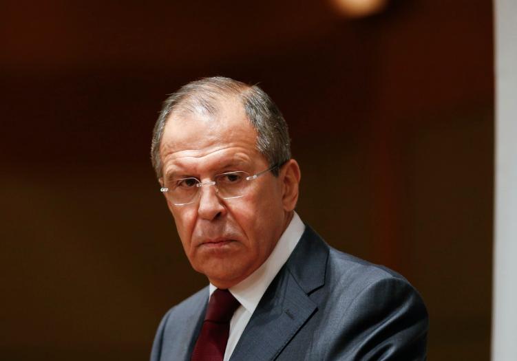Sergey Lavrov / REUTERS