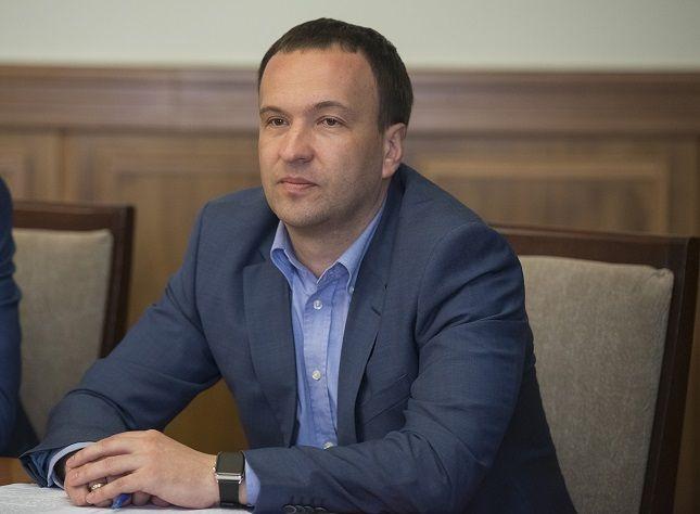 Про початок роботи штабу повідомив заступник голови КМДА Петро Пантелеєв / kievcity.gov.ua