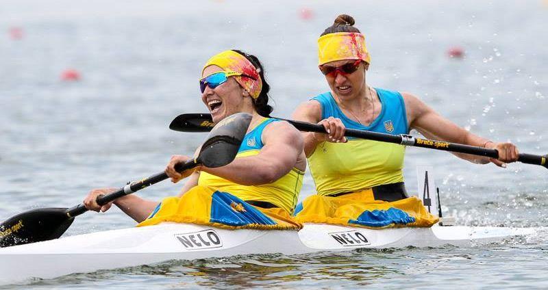 Тодорова и Грищун попали в главный финал / canoe.in.ua