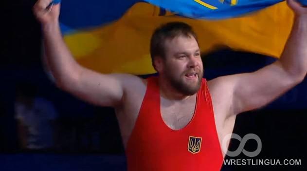 Чернецкий не смог выйти в четвертьфинал / wrestlingua.com