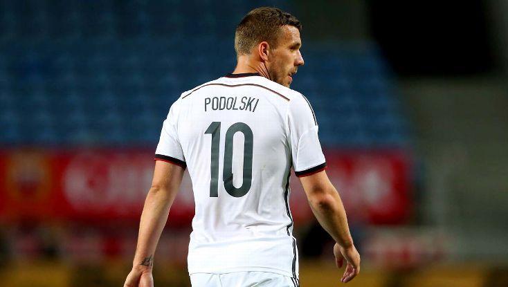 Подольски завершил карьеру в сборной / espnfc.com