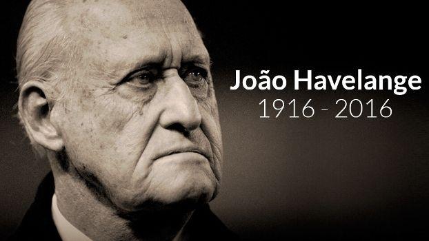 Авеланж умер в возрасте 100 лет  / espn.uol.com.br