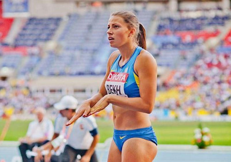 Бех не сумела показать результат в финалеъ\ олимпийского турнира / xsport.ua