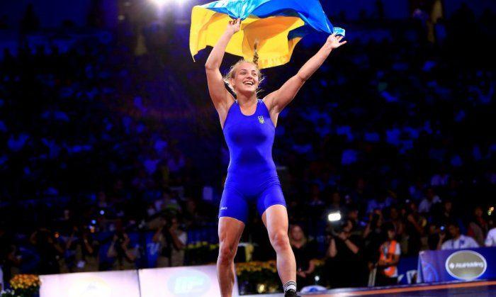 Гергель - чемпионка мира 2015 года / unitedworldwrestling.org