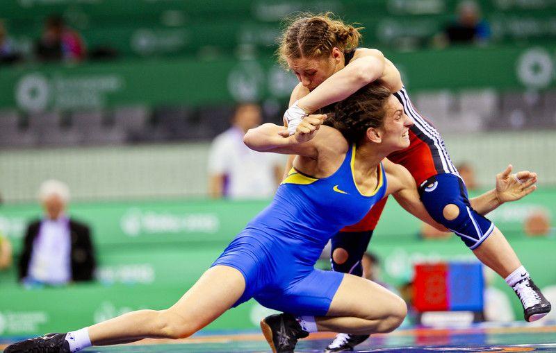Ткач попробует завоевать медаль в вольной борьбе / telegraf.com.ua