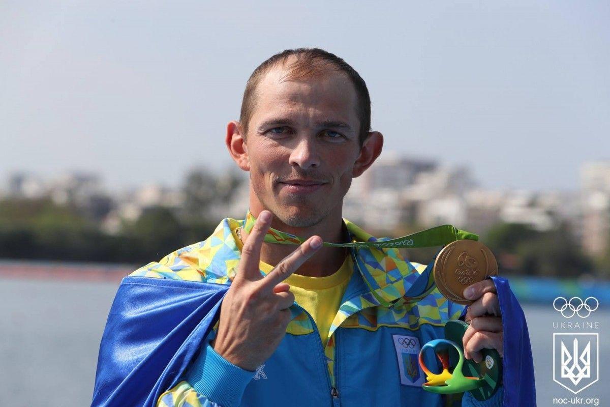 Чебан завершил спортивную карьеру ровно год назад - после Олимпиады в Рио / facebook.com/olympicua