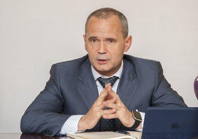 Hennadiy Plis says that Kyiv's budget is transparent / Photo from kievcity.gov.ua