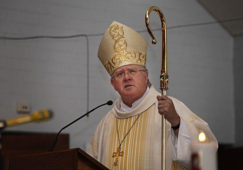 Архієпископ Брісбена Марк Колдрідж. Фото: Вікіпедія