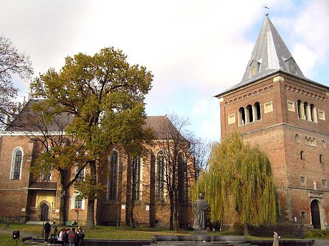Костел Святого Бартоломея у Дрогобичі. Фото: reginews.com