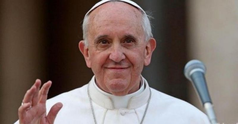 Папа Римський Франциск. Фото: catholicnews.org.ua