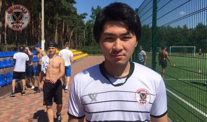 Куроива стал игроком