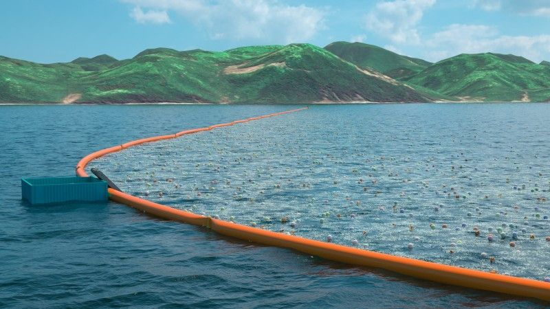 фото: The Ocean Cleanup / outsideonline.com