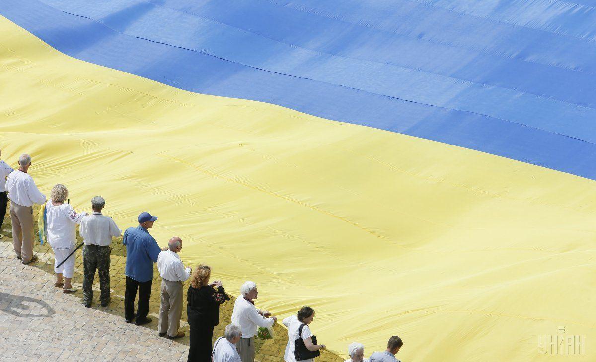 Дві третини громадян України вважають рідною мовою українську / Фото УНІАН