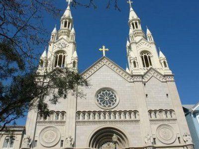 Церковь св. Доминика в Сан-Франциско. Фото: news.am