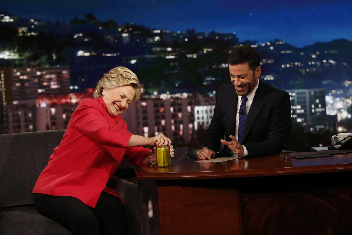 Клинтон / ANDY HOLMES/ABC