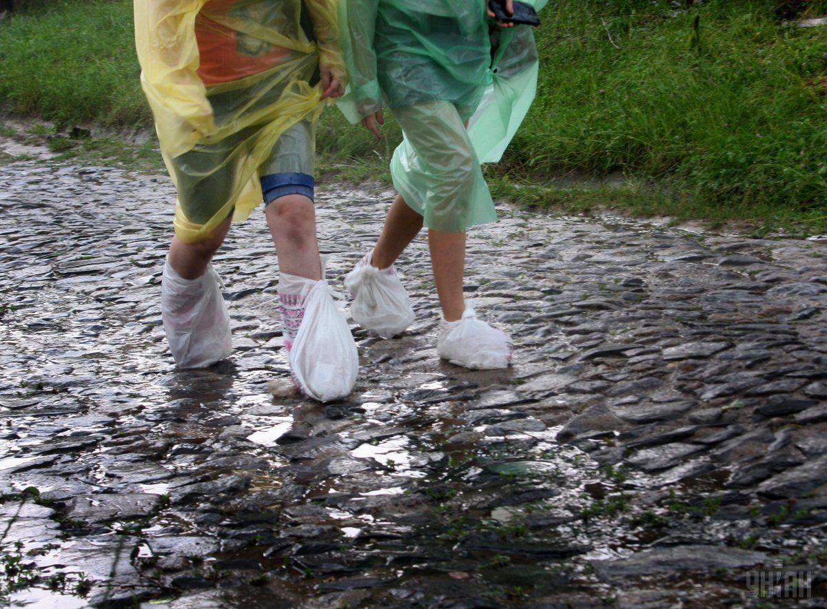 Місцями очікуються сильні дощі / УНІАН