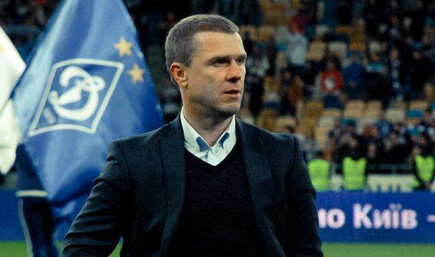 Ребров считает жеребьевку приемлемой / dynamo.kiev.ua