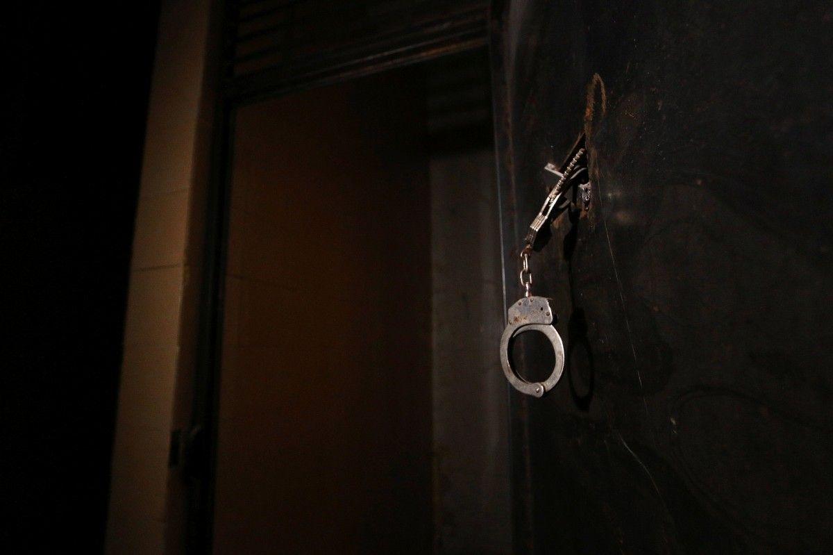 """Засудженого нібито """"взяли на гарячому"""" / фото REUTERS"""