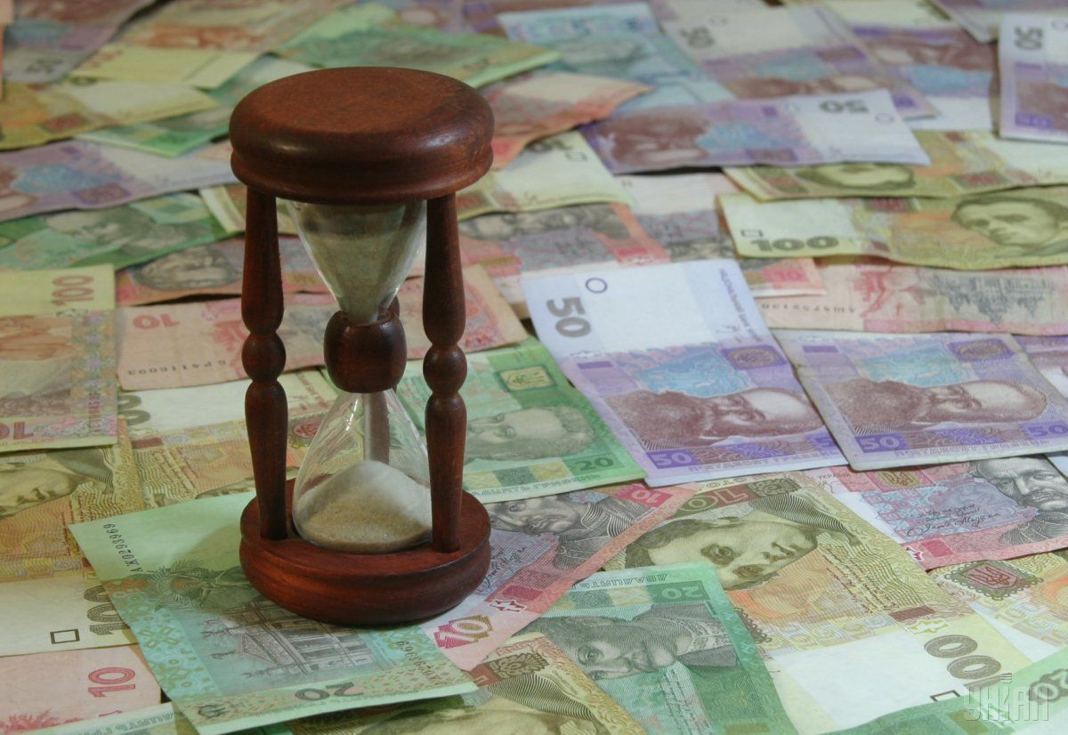 Гривня укрепилась к доллару на 1 копейку / фото УНИАН