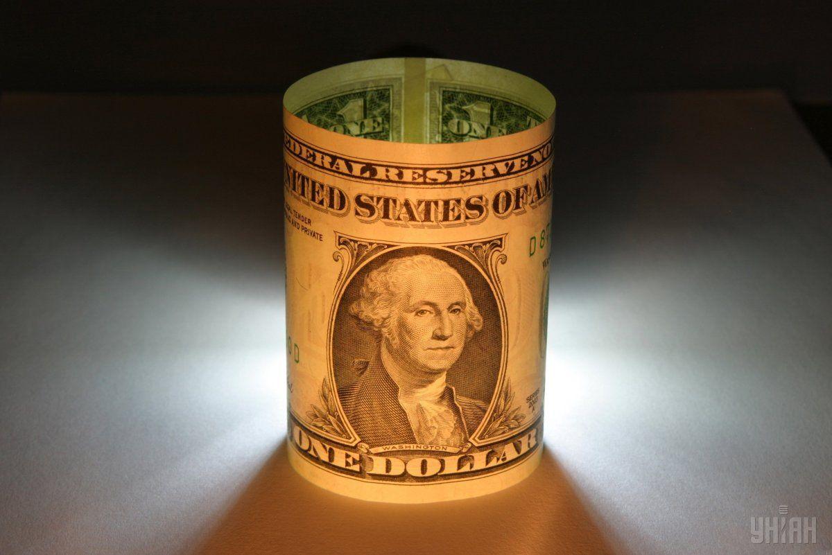 Доллар вырос до месячного максимума к иене / Фото УНИАН