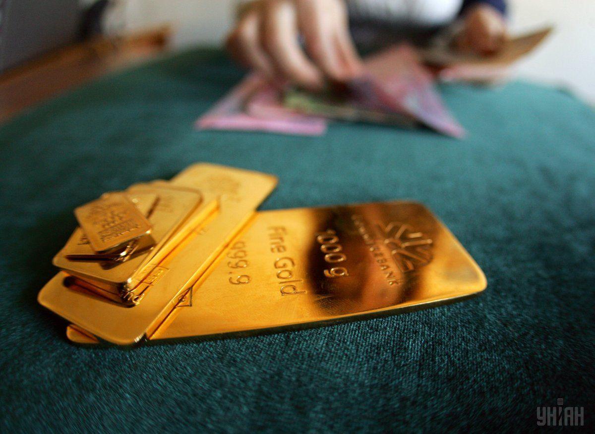 Банк Англии отказался возвращать Мадуро золотые слитки на $1,2 миллиарда / фото УНИАН