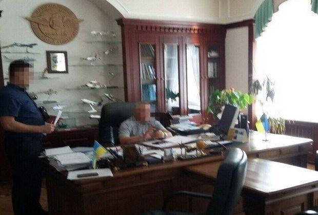 Голова СБУ доповів Президентові про затримання т.в.о. ректора Національного авіаційного університету ssu.gov.ua