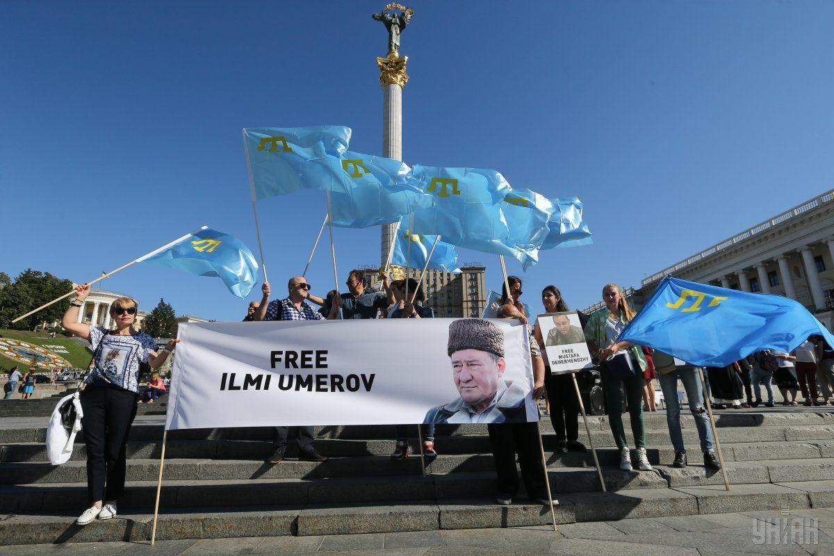 Дело Умерова: предварительное заседание суда в оккупированном Крыму состоится в закрытом режиме