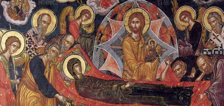 Успение Пресвятой Богородицы. Монастырь Ставроникита. Фото athos-ukraine.com