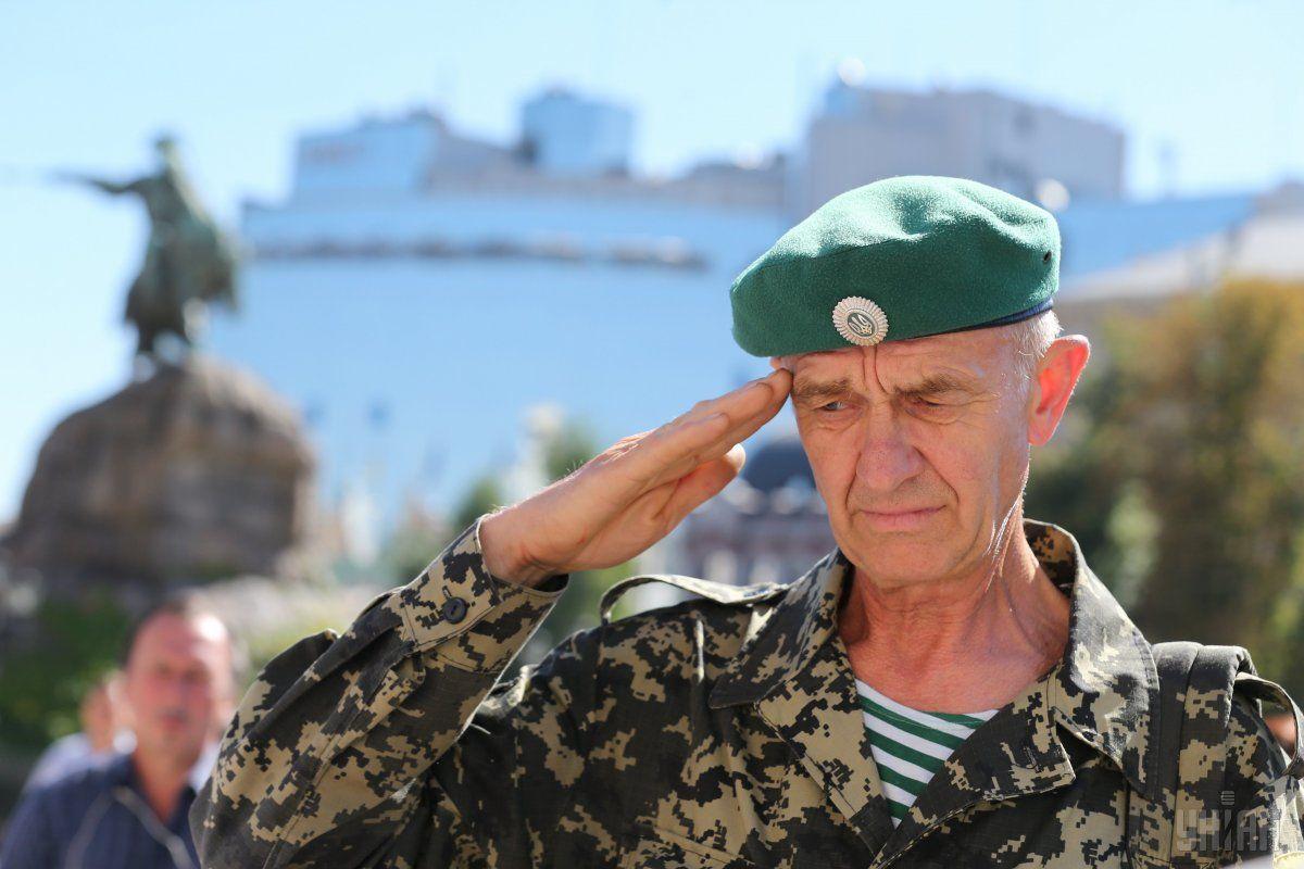 В плен было захвачено около 300 военных \ УНИАН