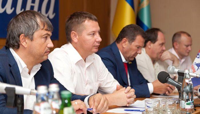 В ФФУ создали Федерацию футбола Крыма / ffu.org.ua