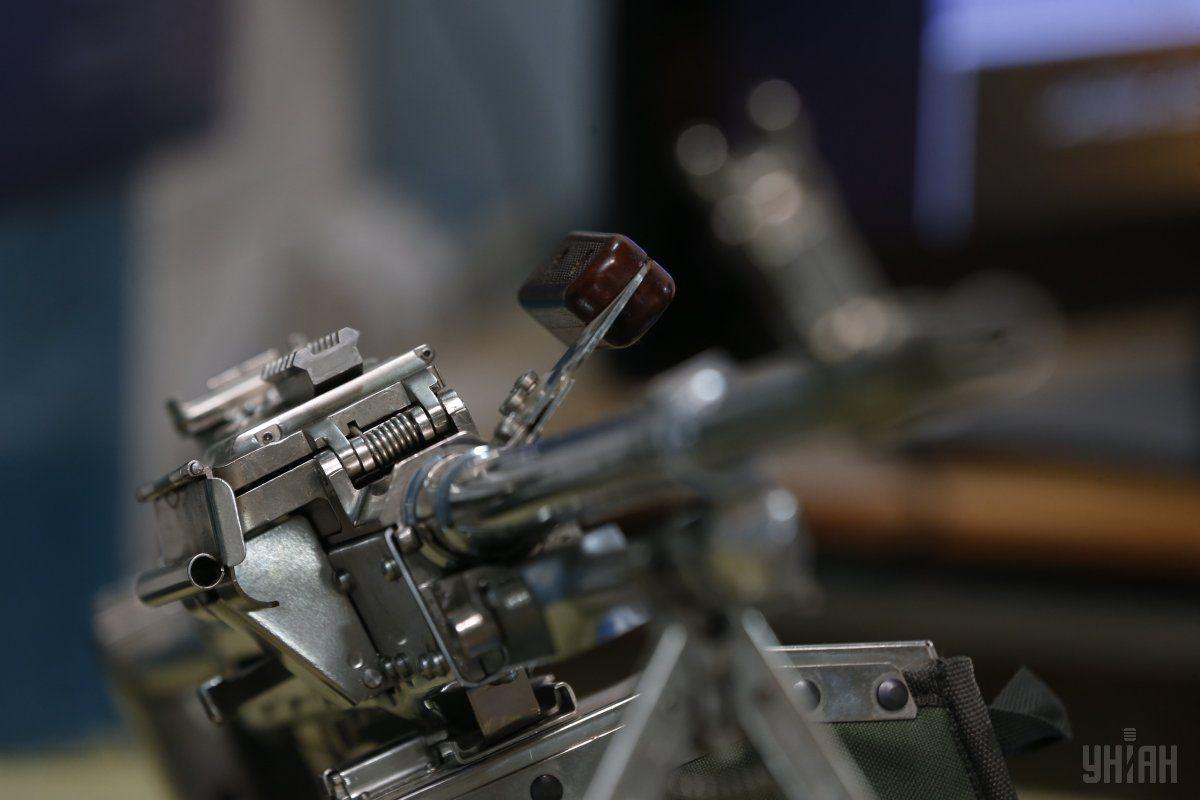 Для бронетранспортеров изготовили новую партию пулеметов / Фото УНИАН